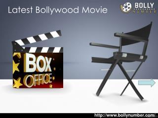 Latest Bollywood Movie