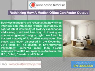 Buy Best Cheap Office Furniture Online