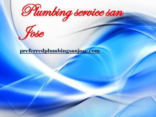 plumbing service san jose