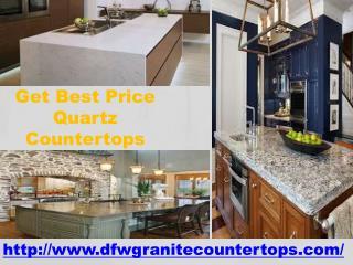 Get Best Price Quartz Countertops
