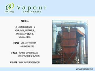 Electrostatic precipitator inGujarat | Suppliers of Cyclone Separator