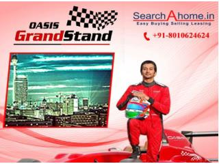 Oasis Grandstand 2 Bhk Flat for Sale at Yamuna Expressway