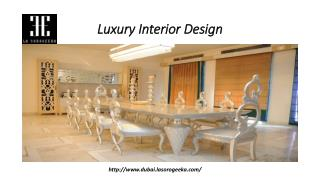 High End Interior Designers India,Top Luxury Interior Design