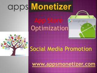 App Store Optimization-appsmonetizer.com