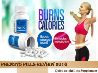 Get Phen375 Diet Pills At Phen375DiscountStore.com