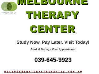 Best Melbourne Massage Therapy Center