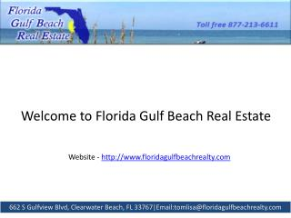 Clearwater beach real estate