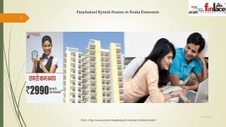 Panchsheel Hynish Affordable Homes in Noida Extension