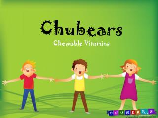 Buy Online Gummy vitamins for kids Chubears Mumbai