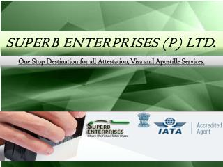 MEA CERTIFICATE ATTESTATION & APOSTILLE PROCEDURE