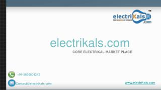 Buy MENNEKES Electrical Products online | electrikals.com