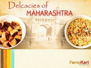 Delicacies of Maharashtra