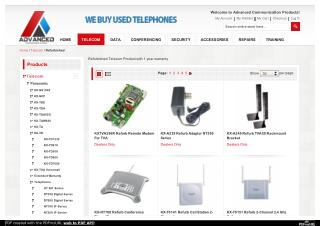 Buy Panasonic cordless phones at a best price of http://www.acpdistributing.com/