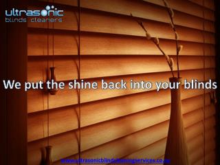 Blinds Cleaning & Repairs Auckland | Roller Blinds Auckland