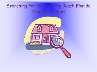 Seeking For Panama city Beach Florida Condos