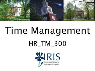 Time Management HR_TM_300