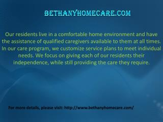 Assisted Living Board and Care