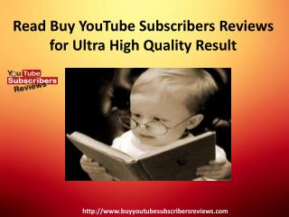 Best Place to Buy YouTube Subscribers Effectively