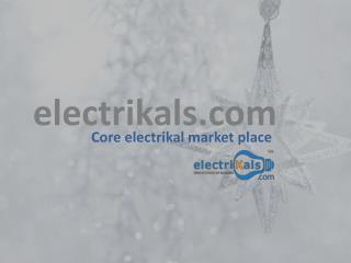 Buy HID Lamps Online @ electrikals.com