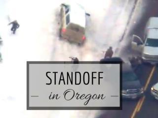 Standoff in Oregon