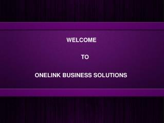 Onelink Business Call Center Answering Services
