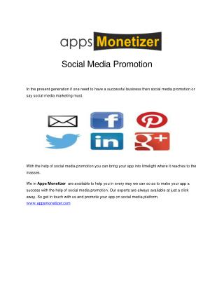 App Store Optimization-appsmonetizer.com