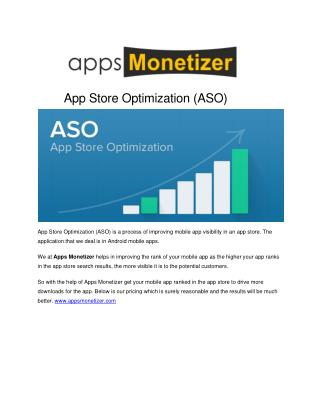 App Videos-appsmonetizer.com
