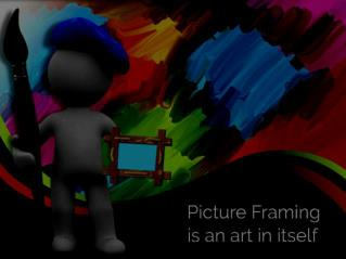 The Challenges of Framing an Art