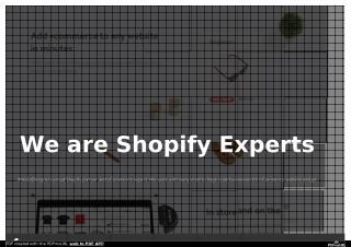 Expert Shopify Website Designer   iMediadesign