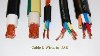 Cable and wire UAE