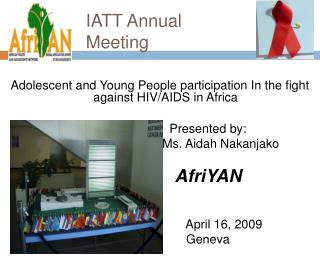 IATT Annual Meeting