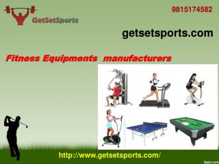 Fitness Equipments manufacturers & Suppliers in Jalandhar, Punjab