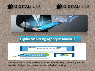Online web design in knoxville