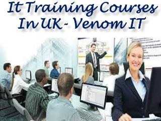 It Training Courses In Uk- Venom IT