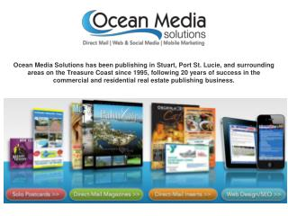 Direct mail magazines - Ocean Media Solutions