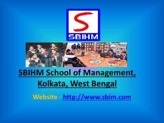 Hotel Management College In Kolkata | Sbihm