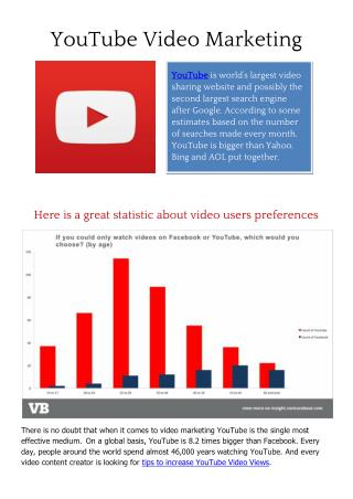 Buy YouTubeViews
