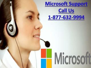 Microsoft support 1-877-632-9994 tollfree USA & Canada