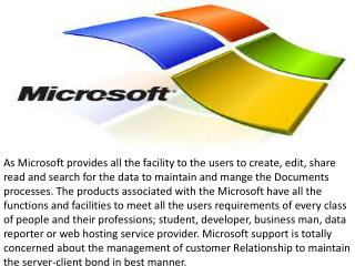 Get support call Microsoft support 1-877-632-9994 number
