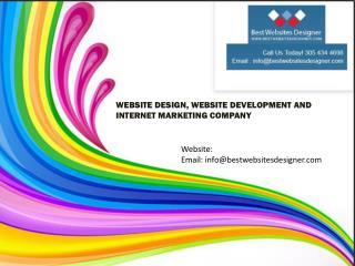 Website Developement Services