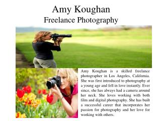 Amy Koughan Freelance Photography
