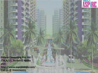 Nirala Aspire Greater Noida Call@ 9560090095