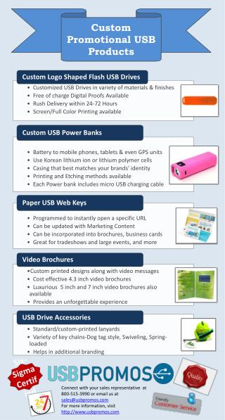 USB Promotional Products