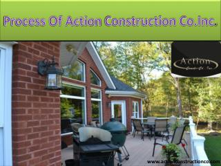 Process Of Action Construction Co.Inc