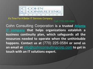 IT Company in Atlanta