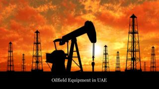 Oilfield equipment