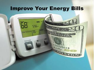 Improve your energy bills