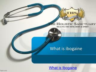 what is ibogaine and the holistic santuary complaint, reviews and cost