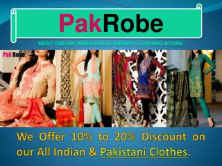 Indian Clothes Online