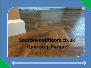 UK Top Quickstep Parquet Flooring